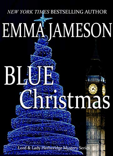 Image result for Blue Christmas by Emma Jameson