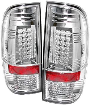 Spyder Auto ALT-YD-FS07-LED-SM Smoke LED Tail Light 2 Pack