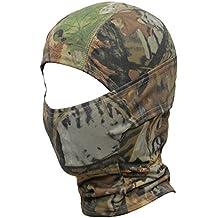 JIUSY Camouflage Balaclava Hood Ninja Outdoor Cycling Motorcycle Hunting Military Tactical Helmet liner Gear Full Face Mask