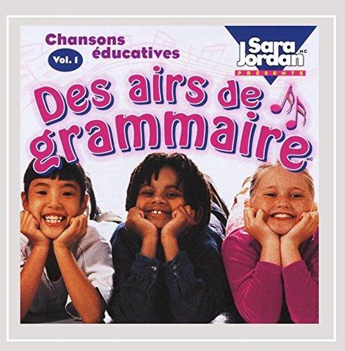 Price comparison product image Chansons educatives Vol. 1: Des airs de grammaire