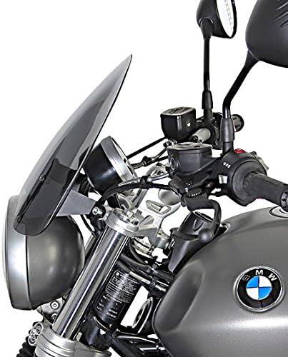 Tourenscheibe MRA f/ür BMW R NineT Scrambler 16-17 rauchgrau