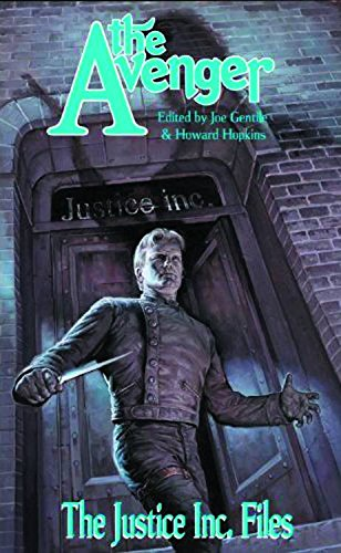 book cover of The Avenger: The Justice Inc. Files