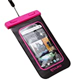Best Aduro Cases For Iphone 5s - Aduro Sport Waterproof Case/Bag for Smartphones with Audio Review