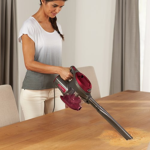 Shark Burgundy Handheld Vacuum