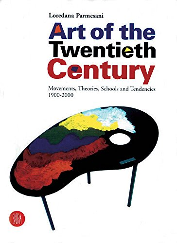 Art of the Twentieth Century: Movements, Theories, Schools, and Tendencies 1900-2000
