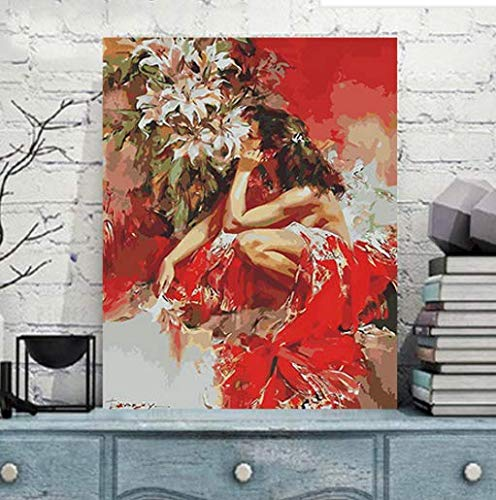1PCS (No Frame) Canvas Wall Art Beautiful Pictures Paint on Canvas Painting for Home Kitchen Decorative Fine Print Artwork