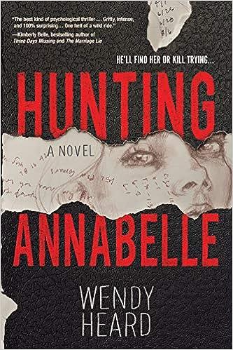 Amazon Hunting Annabelle 9780778369349 Wendy Heard Books