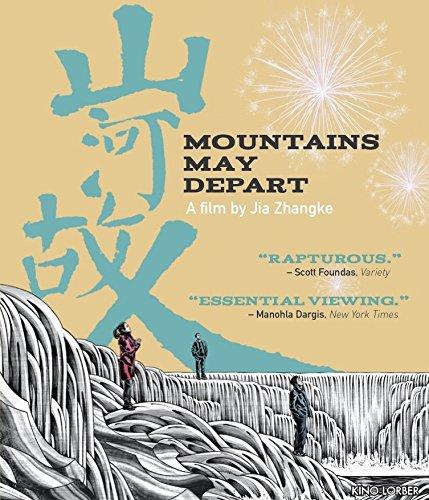 Mountains May Depart [Blu-ray]