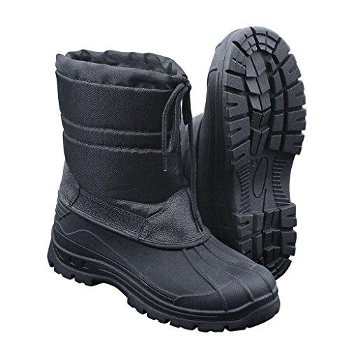 Commando Stivali nero uomo nero Industries WYwqv8f