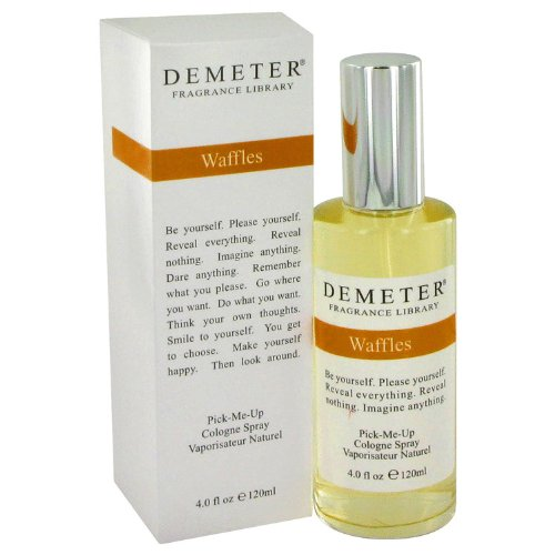 Demeter by Demeter Waffles Cologne Spray 4 oz New