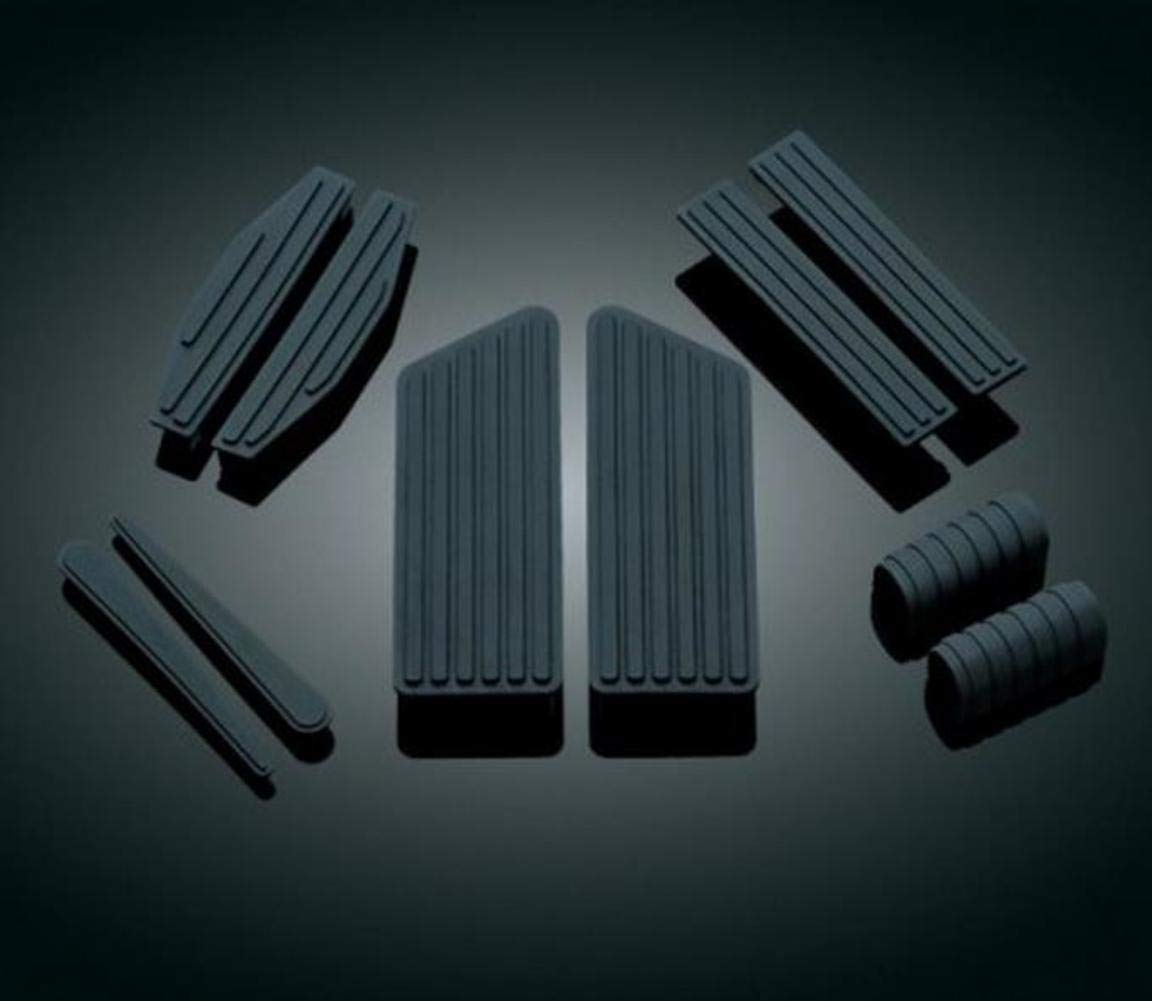 Kuryakyn 4384 Replacement Smooth Rubber for Transformer Boards