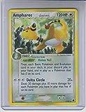 Ampharos Delta Species Holo Rare Pokemon #1