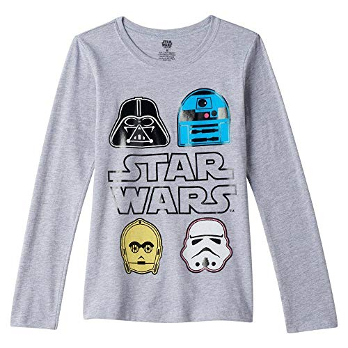 Girls 7-16 Star Wars Characters T-Shirt (Large 14)]()