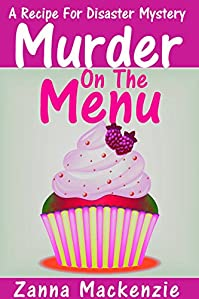 Murder On The Menu by Zanna Mackenzie ebook deal