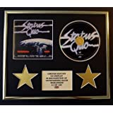 STATUS QUO/CD DISPLAY/LIMITED EDITION/COA/ROCKIN' ALL OVER THE WORLD