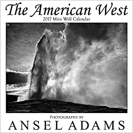 ansel adams 2016 mini wall calendar