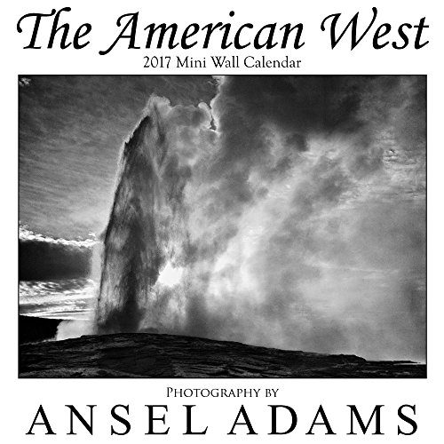 Ansel Adams 2017 Mini Wall Calendar