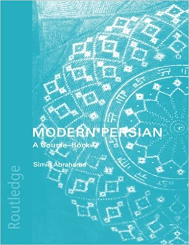 Modern persian a course book simin abrahams 9780700713271 amazon modern persian a course book 1st edition fandeluxe Images