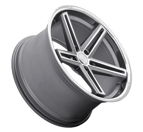 Concept-One-CS-55-Matte-Gunmetal-Wheel-with-Painted-Finish-20-x-9-inches-5-x-114-mm-36-mm-Offset