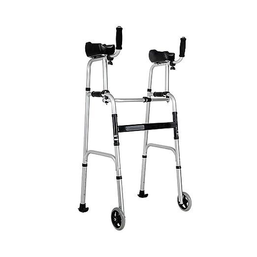 QREDIAN Andador de cuatro patas Anciano Caminante ...