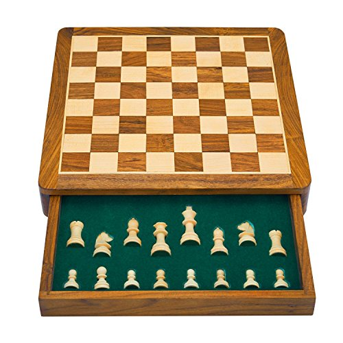 Quality Wood Chess Board - 1