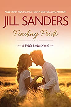 Finding Pride (Pride Series Romance Novels Book 1) by [Sanders, Jill]