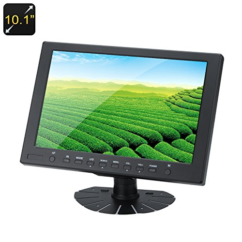 Tft Native Resolution (Generic 10.1 Inch IPS TFT LCD Screen (1280x800 Native Resolution, HDMI, VGA, Video, USB))