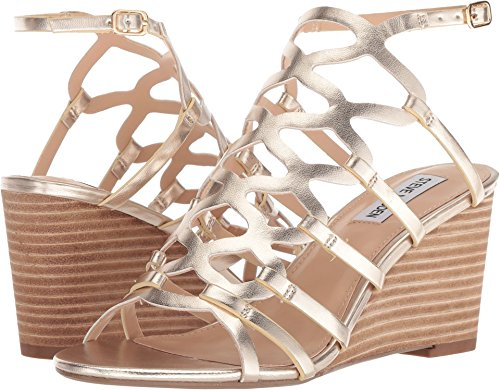 Steve Metallic Womens Gold Madden Christina vZrwvq