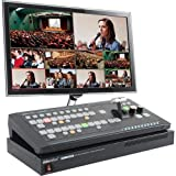 Datavideo SE-1200MU 6 Input Switcher with RMC-260 Controller
