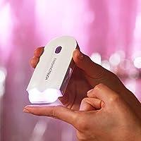 Portátil Depiladora Facial Afeitadora, Yes Finishing Touch afeitadora depiladora láser inductif: Amazon.es: Hogar