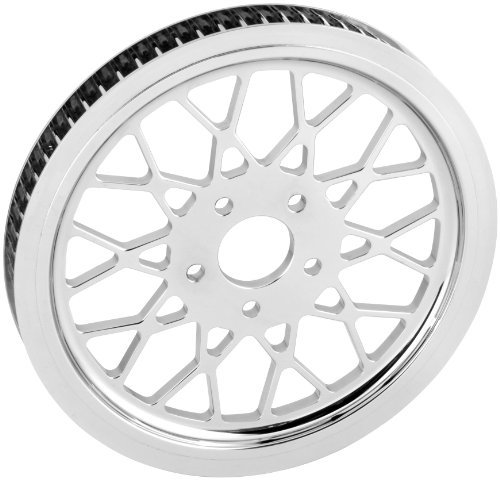 Ride Wright Wheels Inc 1-1/2in. Mesh Pulley - 70 Tooth (Mesh Pulley)