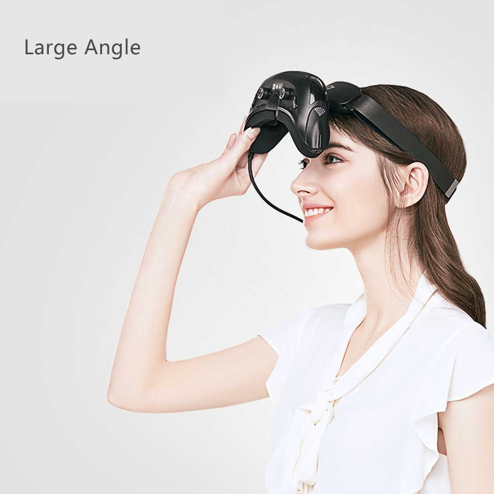 : Qkfly 3D VR Headset All in one Virtual Reality