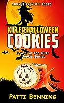 Killer Halloween Cookies: Book 2 In The Killer Cookie Cozy Mysteries