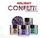SNS Nail Dipping Powder Gelous Color Kits - Holiday Collection 1 - FREE Mina Dip Gel Base, Gel Top and Activator