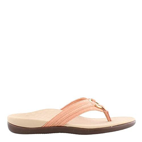 0af9889c2 Vionic Women s Tide Aloe Toe-Post Sandal - Ladies Flip- Flop with ...