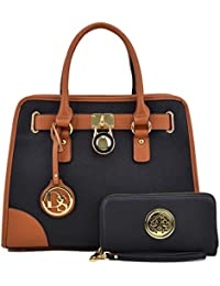 Women Designer Handbags and Purses Ladies Satchel Bags...