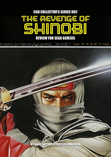 - CGR Collector's Series 002: The Revenge of Shinobi Review for Sega Genesis