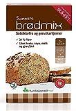 500 high fiber recipes - Sukrin Bread Mix - Sunflower/Pumpkin Seed (3-Pack)