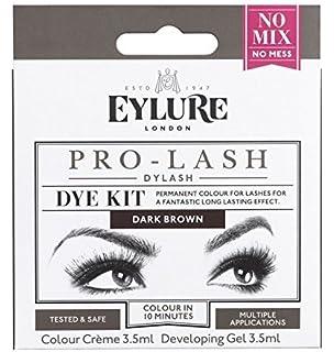 414dfdd5e26 Eylure DYBROW Eyebrow Dye Kit, Dark Brown: Amazon.co.uk: Beauty
