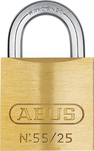 25 Mm Brass Padlock - 8