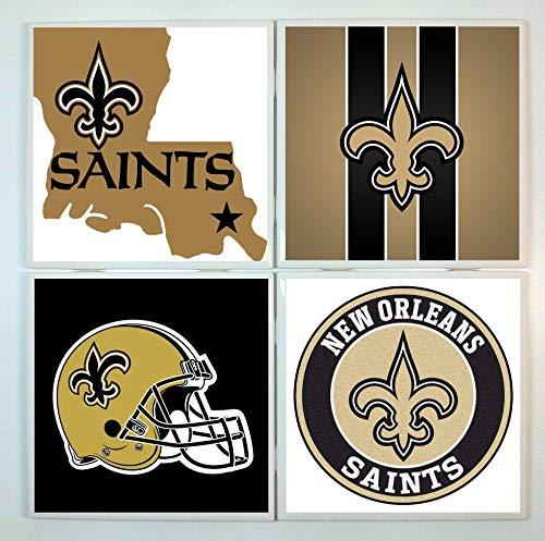 Saints Tile New Orleans Saints Tile Saints Tiles New