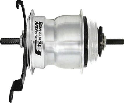 Sturmey Archer XRD8 Rear Hub Internal 8 Speed 70mm Drum Brake Kit S//A XRD8W Bike