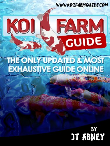 Koi Farm Guide by [Abney, JT]