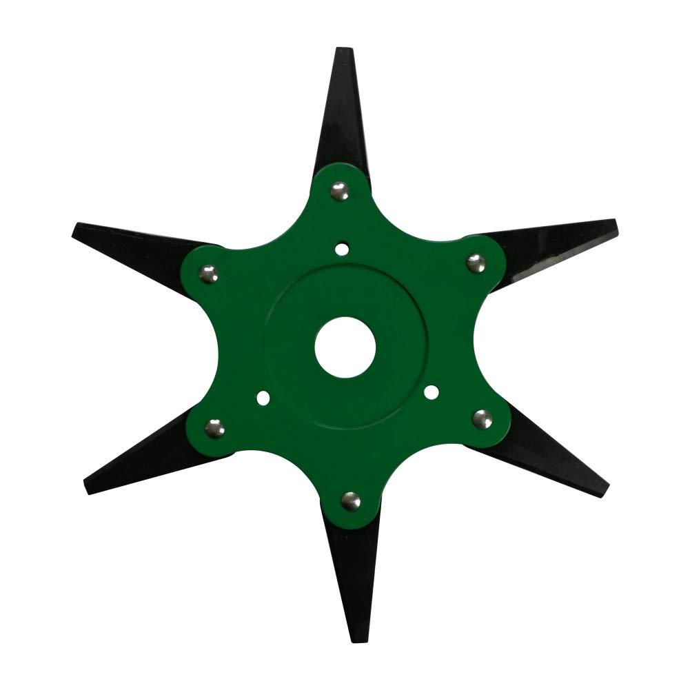 Rowentauk Trimmer Head 6-Blade Lawn Mower Grass Weed Eater Decespugliatore