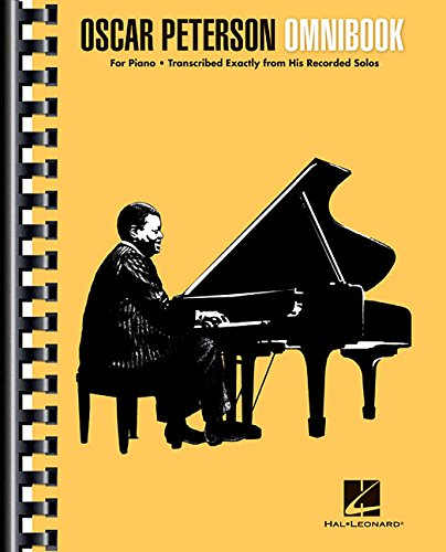 - Oscar Peterson - Omnibook: Piano Transcriptions