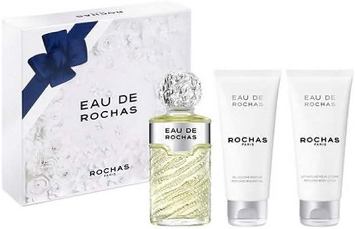 Rochas, Set de fragancias para mujeres - 100 ml.: Amazon.es: Belleza