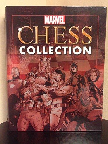 Eaglemoss Marvel Chess Figurine Collection Magazine Binder (Figurine Magazine)