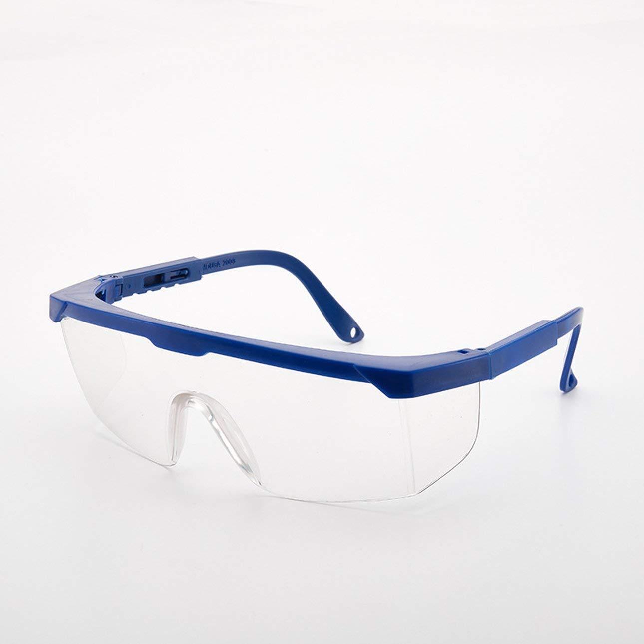 Miya Ligero Hombres Mujeres A prueba de golpes Protección laboral industrial Gafas Anti láser Infrarrojo Gafas protectoras Lentes de PC