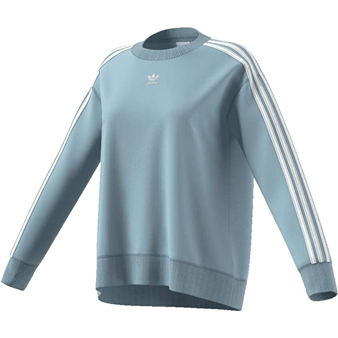 first rate high fashion catch adidas Damen Crew Sweater Sweatjacke