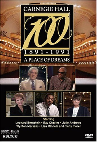 DVD : Charles Bernstein - Carnegie Hall 100: A Place Of Dreams